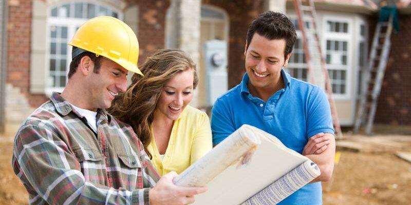 Construction de maison suivi